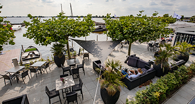 Haven van Fletcher Hotel Loosdrecht-Amsterdam
